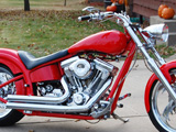 2000 Custom Softail