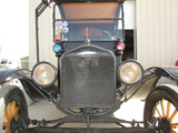 1917 Ford Model T Paddy Wagon