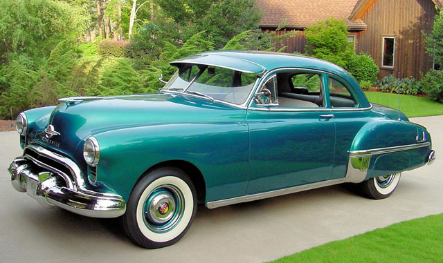How Much To Repaint A Car >> 1949 Oldsmobile Series 76