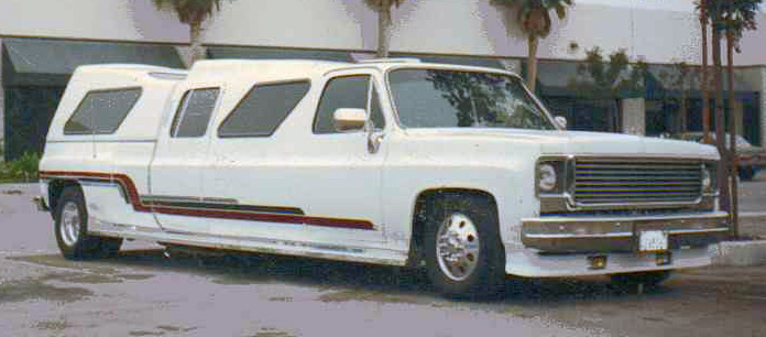 1974 Customized Dually Limousine