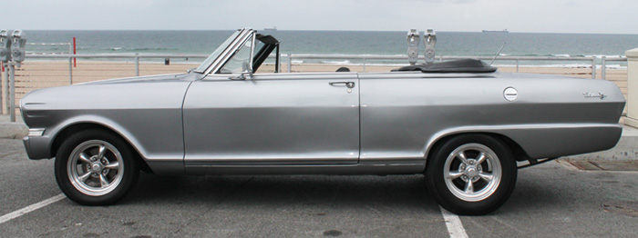 1963 Chevy II Convertible