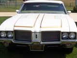 1972 Olds 442 Cutlass Supreme Convertible