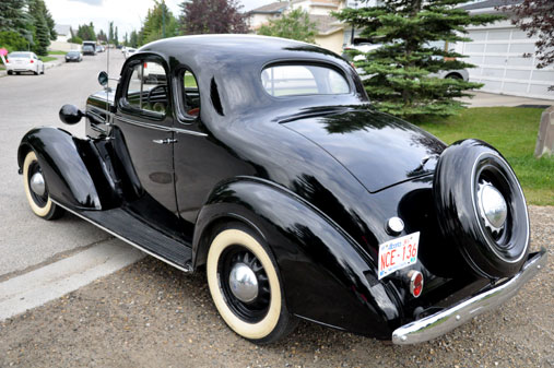 1936 chevy 5 window coupe for 1936 chevy 5 window coupe