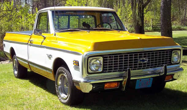 1969 chevy trucks
