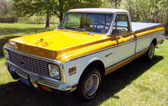 1971 Chevy C10 Pickup