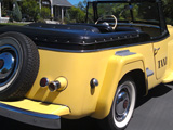 1950 Willys  2Dr Pheaton Jeepster