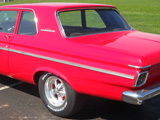 1963 Plymouth 2Dr Belvedere