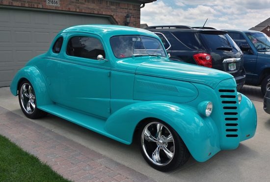 1937 Chevy Parts Wanted | Autos Post