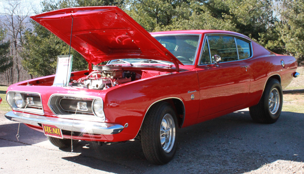 Related Pictures snowymountainman s 1968 plymouth barracuda