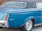 1970 Lincoln  Continental Mark III