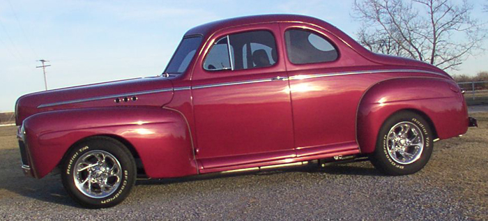 1946 Ford Business Coupe Cars On Line Com Classic Cars For Sale