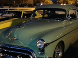 1950 Oldsmobile Rocket 88 Club Coupe