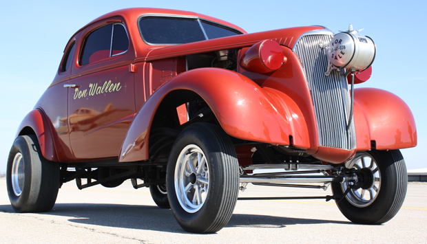 1937 Chevy Gasser For Sale
