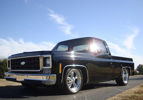 1975 Chevy Show Truck