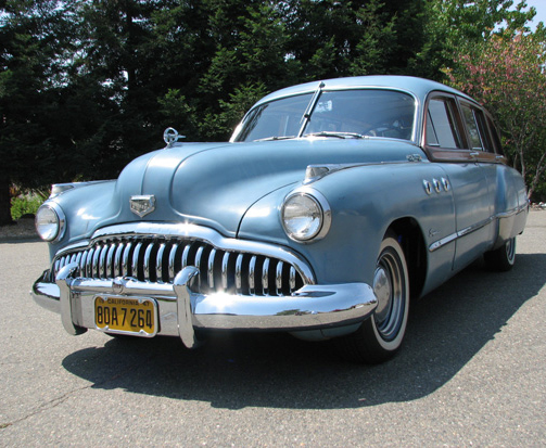 1949 Buick Super Woody Wagon
