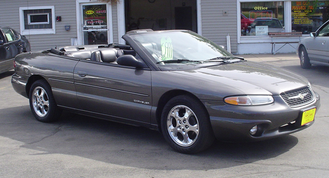 2000 chrysler sebring jxi convertible. Black Bedroom Furniture Sets. Home Design Ideas