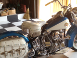 1957 Harley Davidson Pan Head