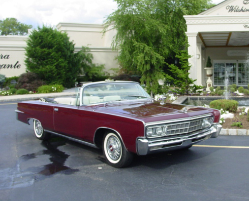 1966 chrysler imperial crown convertible. Cars Review. Best American Auto & Cars Review