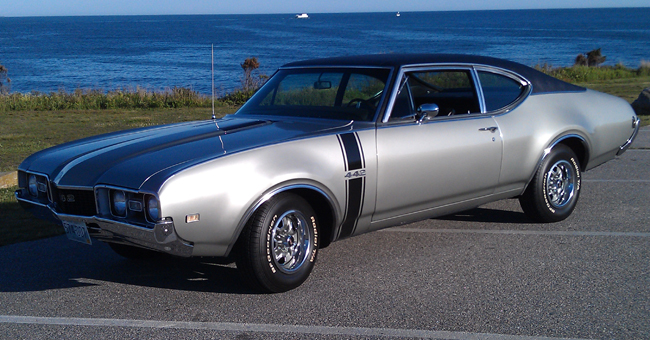 1968 Oldsmobile 442 Sport Coupe