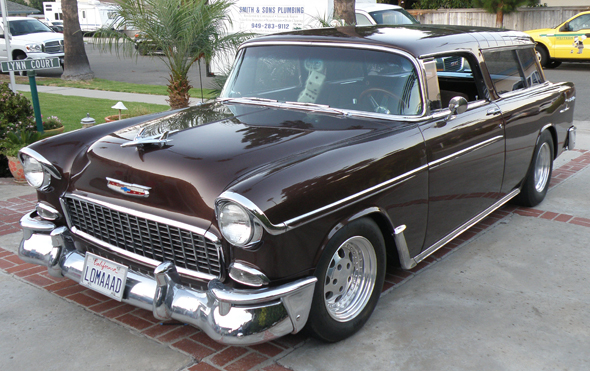 55 chevy nomad project car for sale autos post. Black Bedroom Furniture Sets. Home Design Ideas