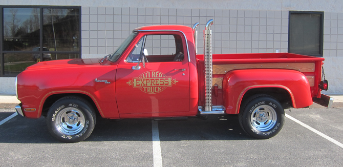 1979 Dodge Li'l Red Express
