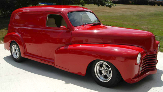 1942 Chevy Sedan Delivery