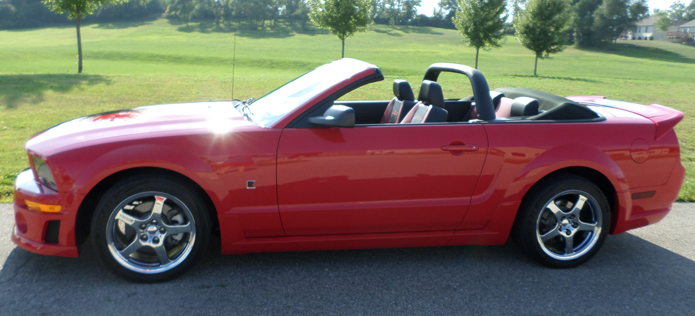 2006 mustang roush stage 1 convertible. Black Bedroom Furniture Sets. Home Design Ideas
