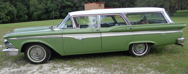1959 Ford Edsel Wagon Villager