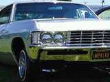 1967 Chevy Impala Low Rider