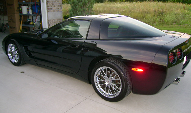 1999 Corvette C5 Coupe