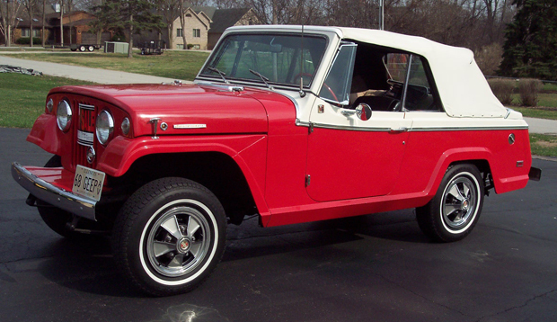 jeep cj5 gauge wiring 1968 willys jeepster commando convertible