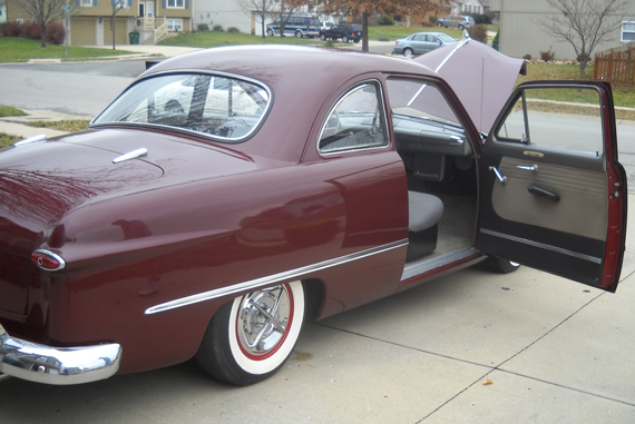 1950 ford club coupe for 1950 ford 2 door sedan for sale