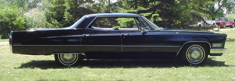 Cadillac sedan deville 1968 cadillac sedan deville publicscrutiny Image collections