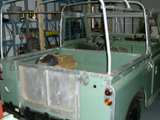1967 Land Rover Series LLA
