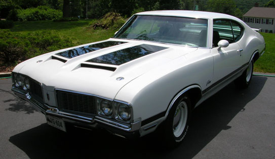 1970 Olds Cutlass W-31 Tribute