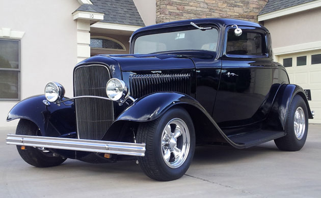 1932 Ford 3-Window Coupe | Cars On Line com | Classic Cars
