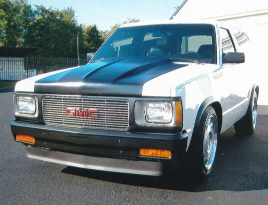 1993 GMC S15 Jimmy