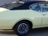 1969 Olds 442 Sport Coupe