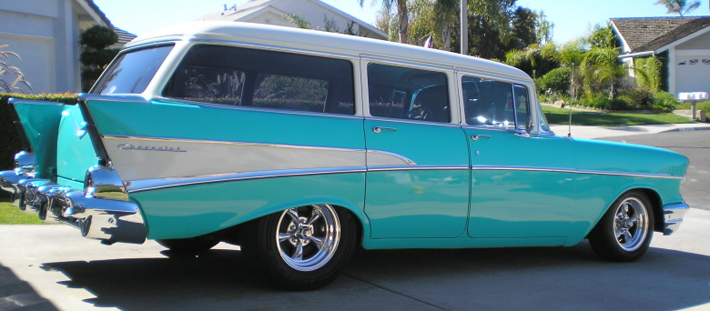 1957 chevy bel air 210 wagon for 1957 chevy 4 door wagon for sale