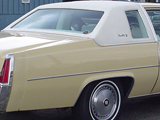 1977 Cadillac Coupe DeVille