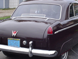 1952 Willys Areo Wing