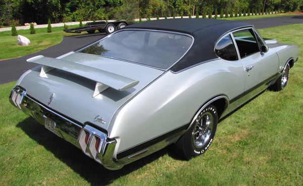 1970 Oldsmobile Cutlass W31 | Cars On Line com | Classic