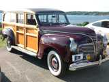 1941 Plymouth Woody Wagon
