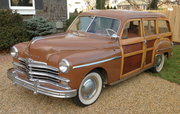 1949 plymouth woody wagon. Black Bedroom Furniture Sets. Home Design Ideas