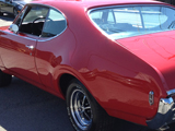 1968 Oldsmobile 442 2Dr Hard Top