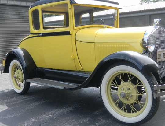 1929 ford model a 5 window coupe for 1929 ford 5 window coupe
