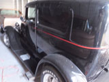 1928 Ford Model A Panel Delivery Truck