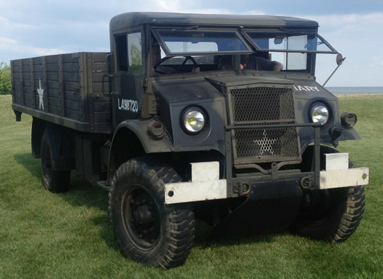 1942 Chevy C60 Wwii Military Canada