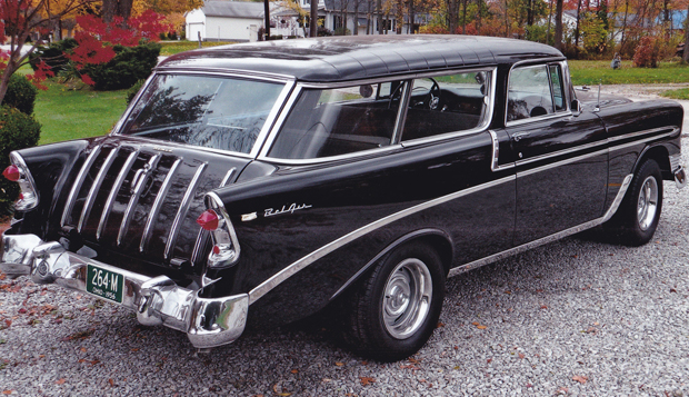 1956 Nomad For Sale >> 1956 Chevy Nomad