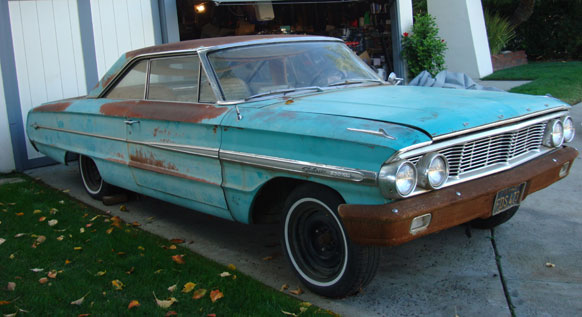 ford galaxie for sale. Black Bedroom Furniture Sets. Home Design Ideas